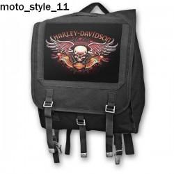 Plecak kostka Moto Style 11