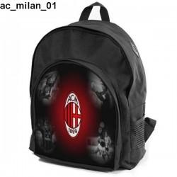 Plecak szkolny Ac Milan 01