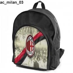 Plecak szkolny Ac Milan 03