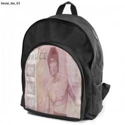 Plecak szkolny Bruce Lee 01