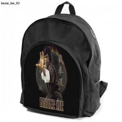 Plecak szkolny Bruce Lee 02