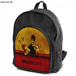 Plecak szkolny Bruce Lee 08