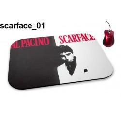 Podkładka pod mysz Scarface 01