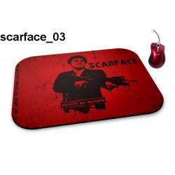 Podkładka pod mysz Scarface 03