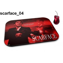Podkładka pod mysz Scarface 04