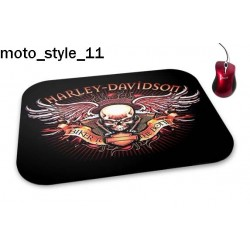Podkładka pod mysz Moto Style 11