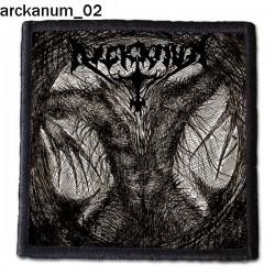 Naszywka Arckanum 02