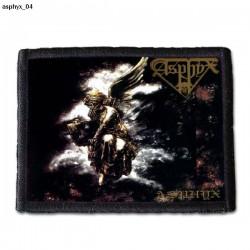 Naszywka Asphyx 04