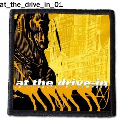 Naszywka At The Drive In 01