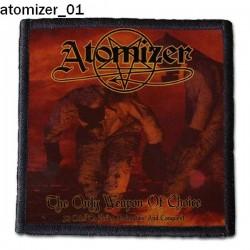 Naszywka Atomizer 01