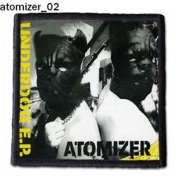 Naszywka Atomizer 02