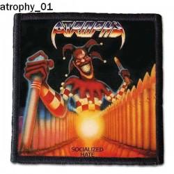 Naszywka Atrophy 01