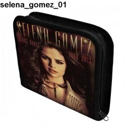 Piórnik 3 Selena Gomez 01