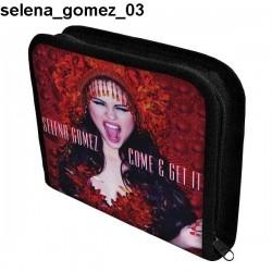 Piórnik 3 Selena Gomez 03