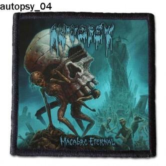 Naszywka Autopsy 04