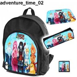Zestaw szkolny Adventure Time 02