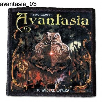 Naszywka Avantasia 03