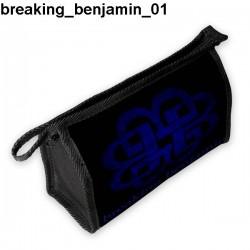 Kosmetyczka, piórnik Breaking Benjamin 01