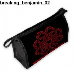 Kosmetyczka, piórnik Breaking Benjamin 02