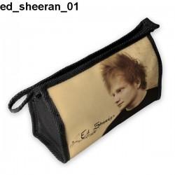 Kosmetyczka, piórnik Ed Sheeran 01