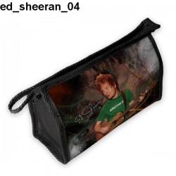 Kosmetyczka, piórnik Ed Sheeran 04