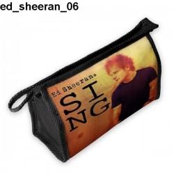 Kosmetyczka, piórnik Ed Sheeran 06