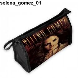 Kosmetyczka, piórnik Selena Gomez 01