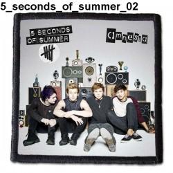 Naszywka 5 Seconds Of Summer 02