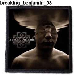 Naszywka Breaking Benjamin 03