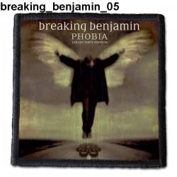 Naszywka Breaking Benjamin 05