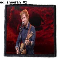 Naszywka Ed Sheeran 02