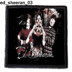 Naszywka Ed Sheeran 03