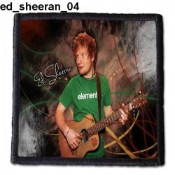 Naszywka Ed Sheeran 04