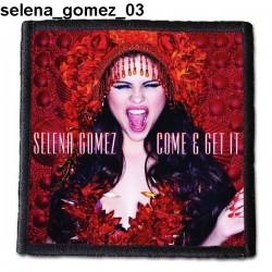 Naszywka Selena Gomez 03