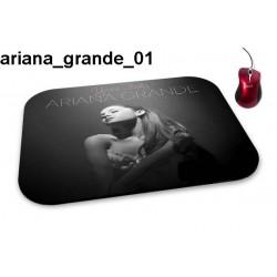 Podkładka pod mysz Ariana Grande 01