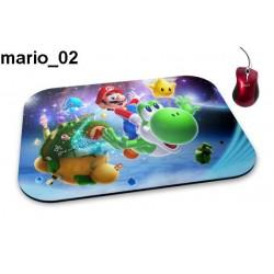 Podkładka pod mysz Super Mario Bros 02