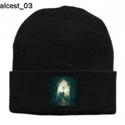 Czapka zimowa Alcest 03