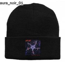 Czapka zimowa Aura Noir 01