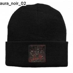 Czapka zimowa Aura Noir 02