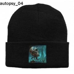 Czapka zimowa Autopsy 04