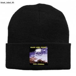 Czapka zimowa Black Label 05