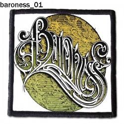 Naszywka Baroness 01