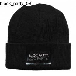 Czapka zimowa Block Party 03