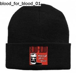 Czapka zimowa Blood For Blood 01