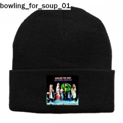 Czapka zimowa Bowling For Soup 01