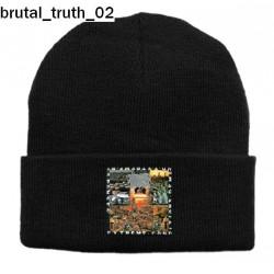Czapka zimowa Brutal Truth 02