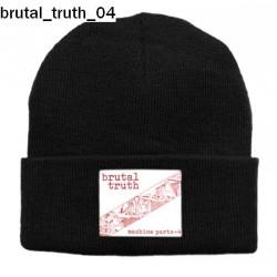 Czapka zimowa Brutal Truth 04