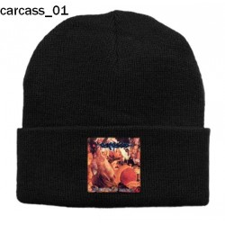 Czapka zimowa Carcass 01