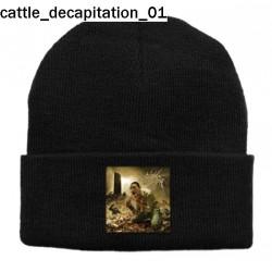 Czapka zimowa Cattle Decapitation 01