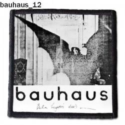 Naszywka Bauhaus 12